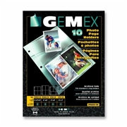 Gemex, Inc Gemex P355-10 Photo Album Refill