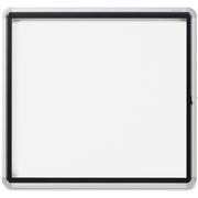 Quartet Enclosed Dry-erase Magnetic Whiteboard