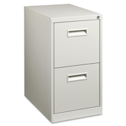 Lorell File/File Mobile Pedestal Files