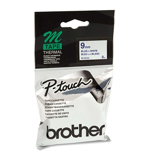 Brother Non-Laminated Label Tape