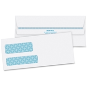 Quality Park Products Quality Park Redi-Seal Double Window Envelope