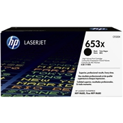 HP OEM 653X BK (CF320X) Toner Cartridge