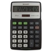 Sharp ELR287 Recycled Calculator