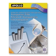 ACCO Brands Corporation Apollo Transparency Film