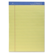 Sparco Products Sparco Premium Grade Perforated Legal Ruled Pad