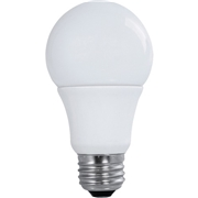 Satco Products Satco A19 LED 9.5-watt 2700K Frosted Bulb Pack