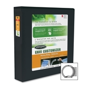 Wilson Jones Heavy Duty Customizer Round Ring Binder