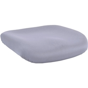 Lorell Padded Fabric Seat Cushion for Conjure Executive Mid/High-back Chair Frame