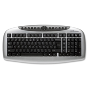 Compucessory Multimedia Keyboard