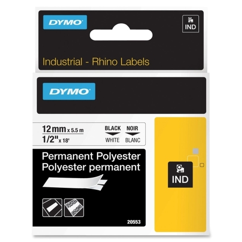 Newell Rubbermaid, Inc Dymo Rhino Pro Label Tape