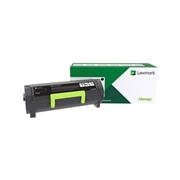 Lexmark OEM 56F1X00 Extra High Yield Return Program Toner Cartridge High Yield