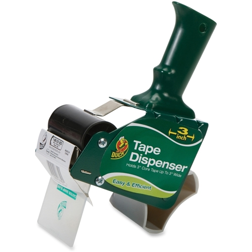Duck Extra Wide Handheld Tape Dispenser