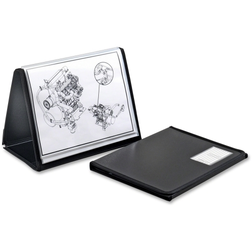 TOPS Products Cardinal Easel ShowFile Presentation Book, Horizontal