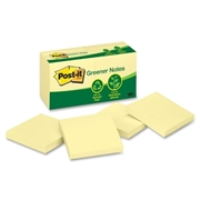 Post-it Plain Recycled Notes