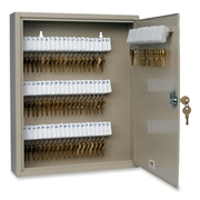 MMF Industries Steelmaster Key Cabinet - 80-key capacity