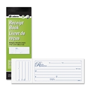 Adams General Purpose Receipt Book