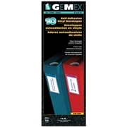 Gemex Self Adhesive Label Holder