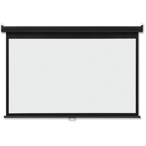 """Acco Projection Screen - 105.7"""" - 16:9 - Wall Mount, Surface Mount"""