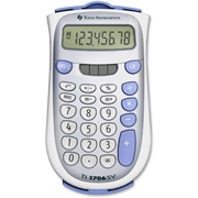 Texas Instruments, Inc Texas Instruments TI1706 SuperView Handheld Calculator
