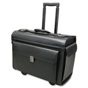 Holiday NT0803 Carrying Case (Roller) for Notebook, File Folder - Black