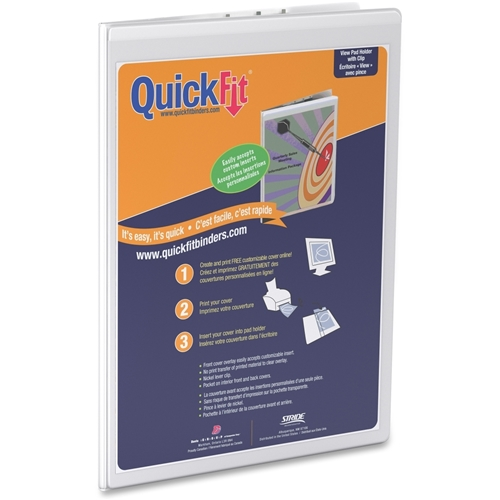 Davis Group of Companies Corp QuickFit Deluxe Pad Holder Clipboard