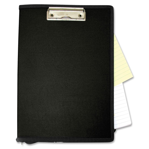 Baumgartens Recycled Zippered Storage Clipboard