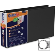 Davis QuickFit 9500 Deluxe View Binder
