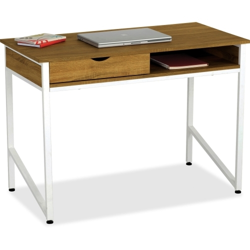 Safco Single Drawer Office Desk