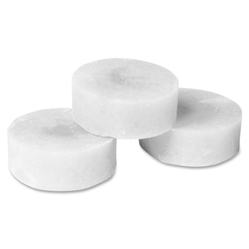 Bunzl Puck White Replacement Deodorant Block