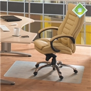 Floortex Ecotex Revolutionmat Chair Mat for Hard Floors