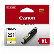 Canon CLI-251 XL YW OEM Ink Cartridge