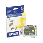 Epson T0604 Y OEM Ink Cartridge