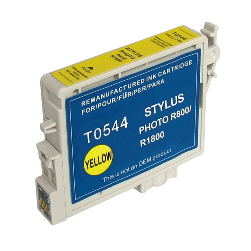 Epson T0544 Y compatible Ink Cartridge