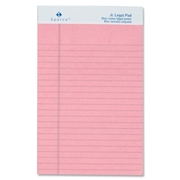 Sparco Products Sparco Colored Jr. Legal Ruled Writing Pads