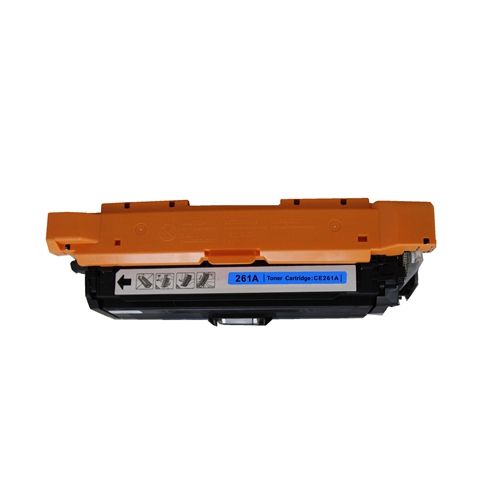 HP Compatible 648A CN (CE261A) Toner Cartridge