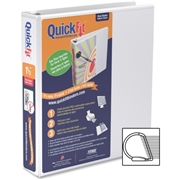 Davis Group of Companies Corp Davis Quick Fit Instant Angle D-Ring Binder