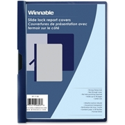 Winnable Enterprise Co. Ltd. Winnable Side Lock Report Cover