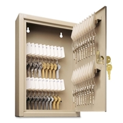 Steelmaster MMF Uni-Key Single Tag Key Cabinet