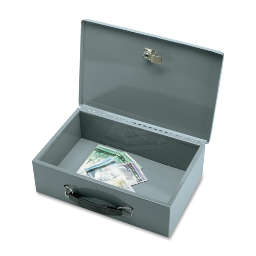 Sparco Products Sparco All-Steel Insulated Cash Box