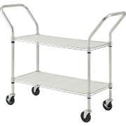 Lorell Light Duty Mobile Cart