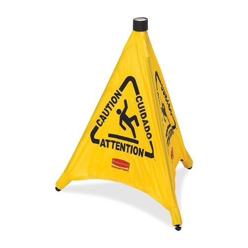 Newell Rubbermaid, Inc Rubbermaid Pop-Up Safety Cone