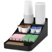 Mind Reader Products Mind Reader EMS Mind Trove 7-Condiment Coffee Organizer