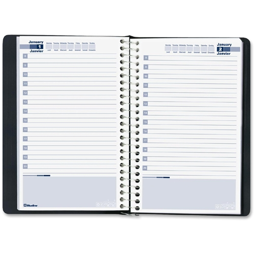 Dominion Blueline, Inc Blueline Undated Daily Planners