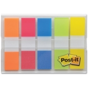 Post-it Flags 683-RIO2, .47 in X 1.7 in (11,9 mm x 43,2 mm)