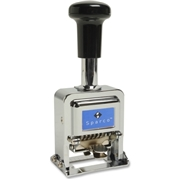 Sparco Products Sparco Self-Inked 6 Wheels Automatic Numbering Machine