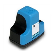 HP #02 C (C8771W) compatible Ink Cartridge