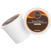 Keurig Green Mountain Tully's French Roast Coffee K-Cup