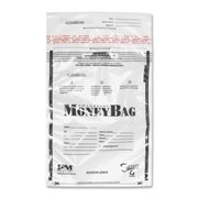PM Company, LLC PM SecurIT Plastic Disposable Deposit Money Bag