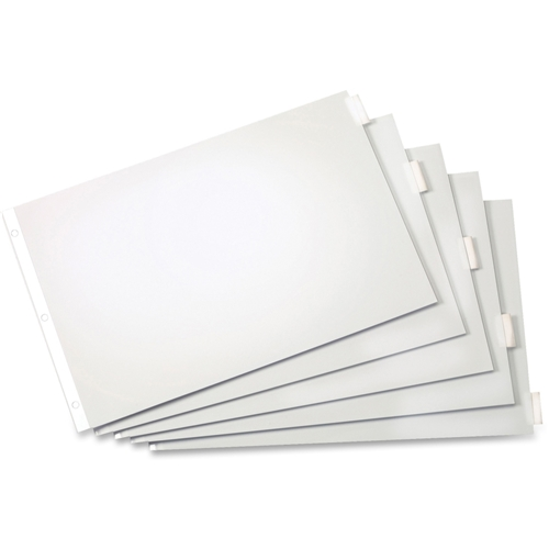 TOPS Products Cardinal Paper Insertable Dividers