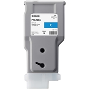 Canon PFI-206 Cyan OEM Ink Cartridge